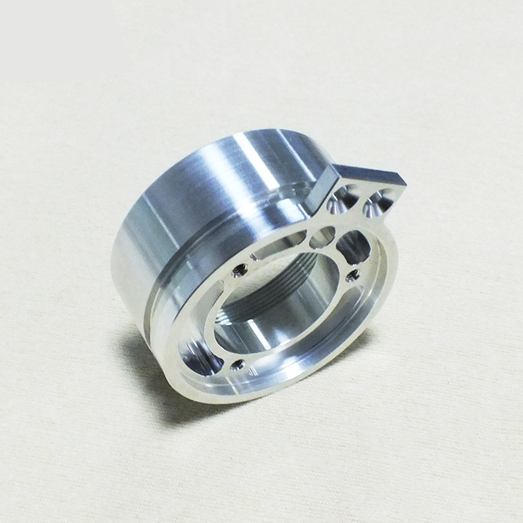 CNC Turn-mill Precision Aluminum CNC Turning Parts