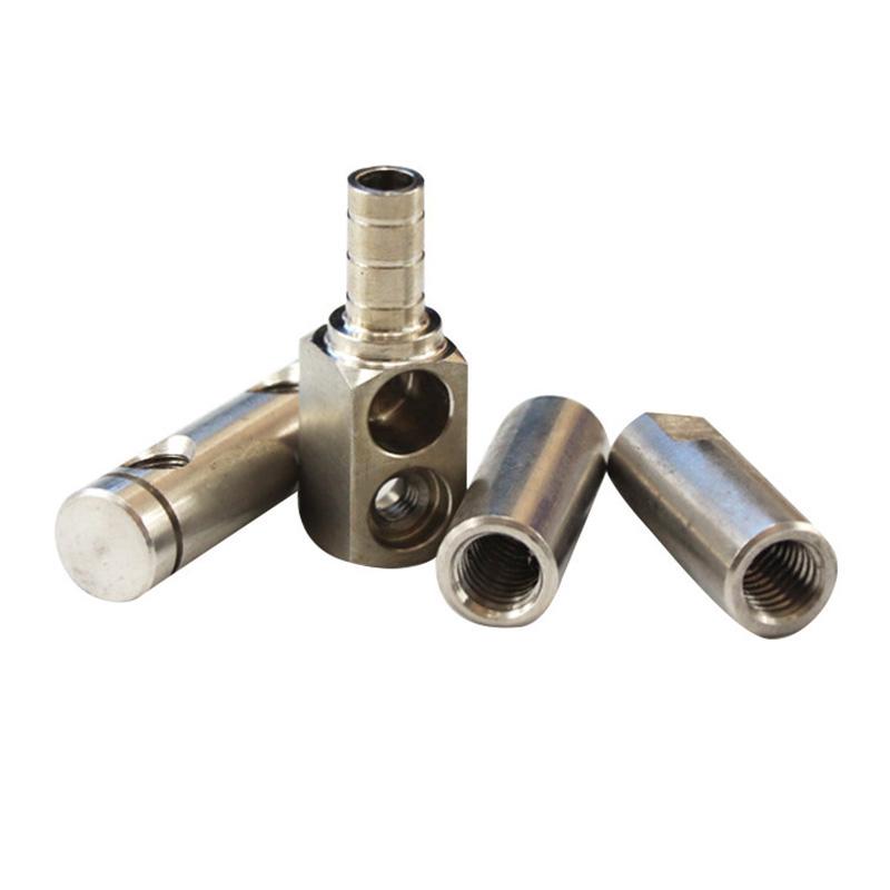 Custom CNC Lathe Micro Aluminum Precision Machining
