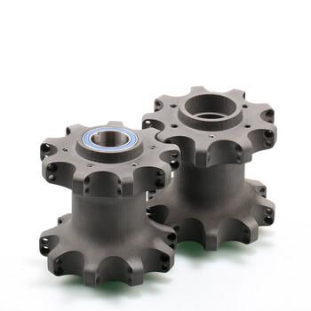 Custom Precision 3D Plastic Printing Service