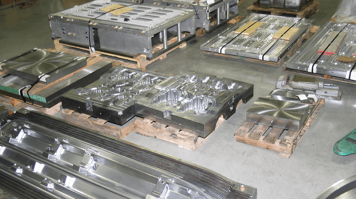 Why Custom Plastic Mold Manufacturers Emphasise of Mold Making Process?