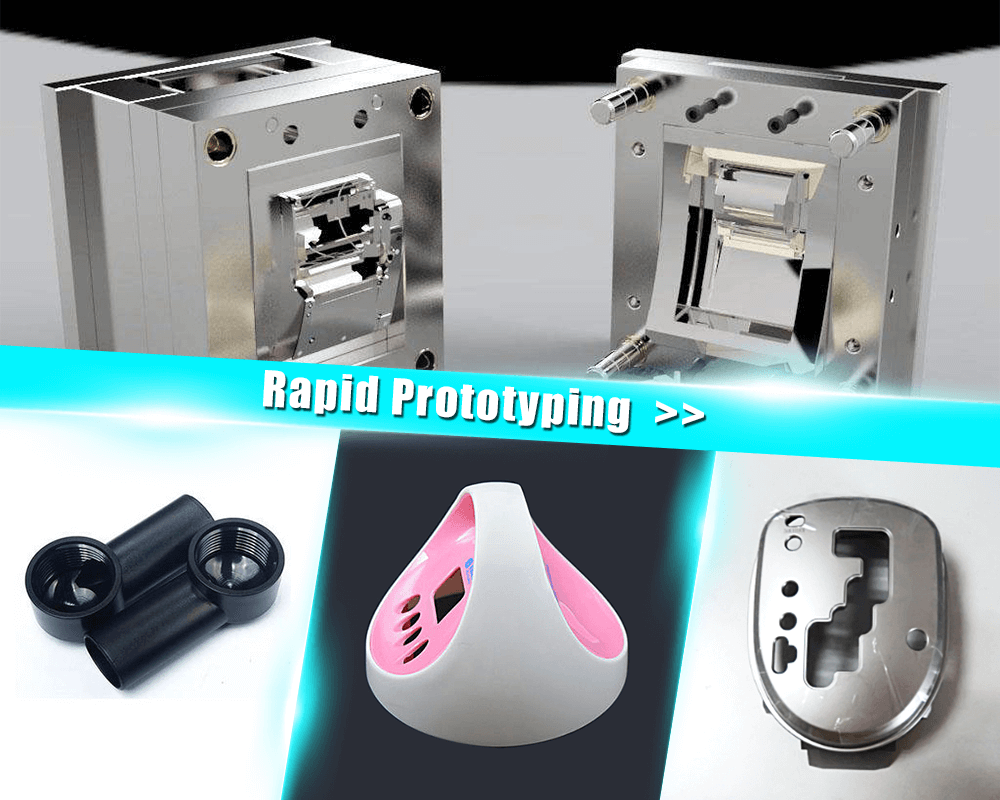 The Prototyping and Rapid Prototyping Services, We Offer