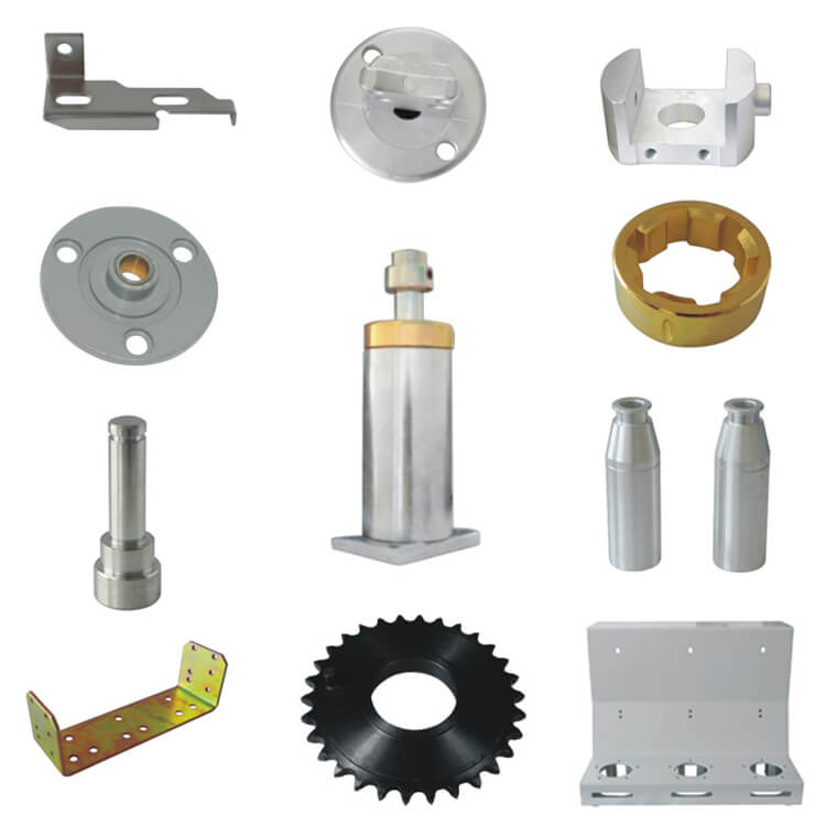 auto spare parts machining Suppliers