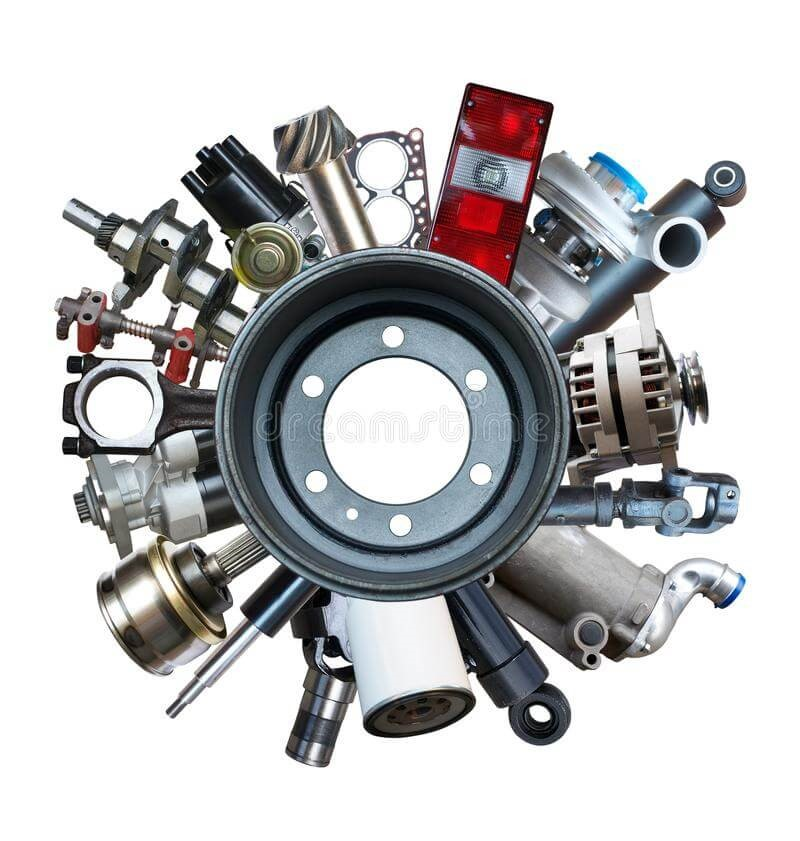 Auto Spare Parts Machining 2021